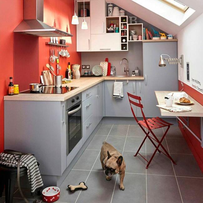 Sácale provecho a las cocinas alargadas - Cocimobel