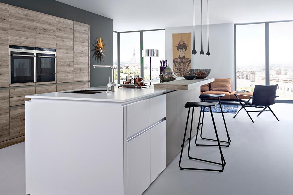 Tendencias actuales en cocinas modernas cocimobel for Cocinas actuales modernas
