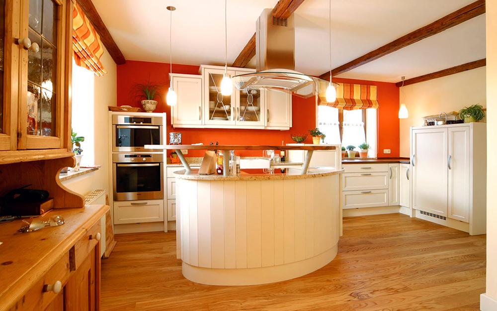 Colores c lidos para tu cocina cocimobel for Ultima moda en cocinas