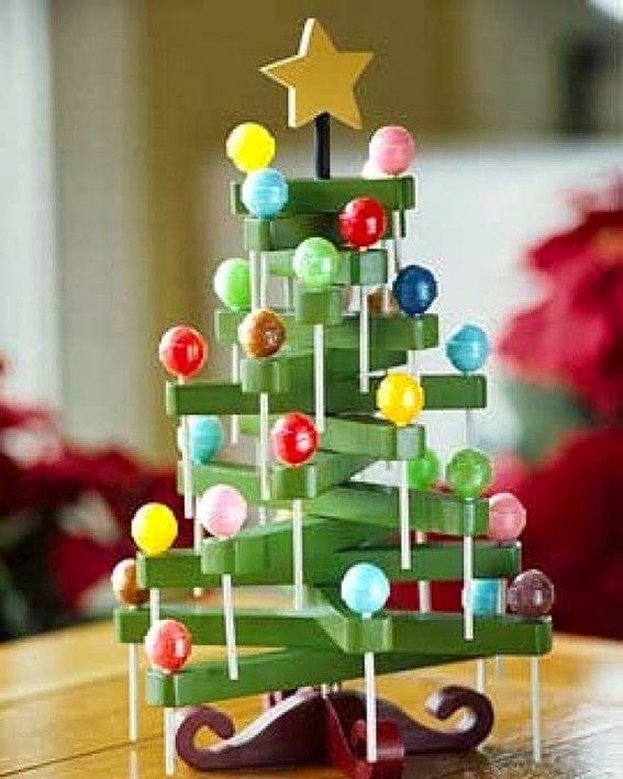 Decoración navideña en la cocina - Cocimobel