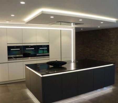 Sistemas de iluminación para la cocina - Cocimobel